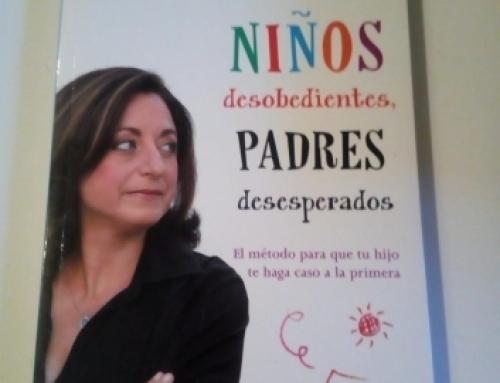 LECTURA: Niños desobedientes, padres desesperados, de Rocio Ramos (Super nany)