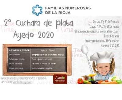 CONCURSO CUCHARA DE PLATA AYEDO