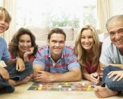 Actividades en familia
